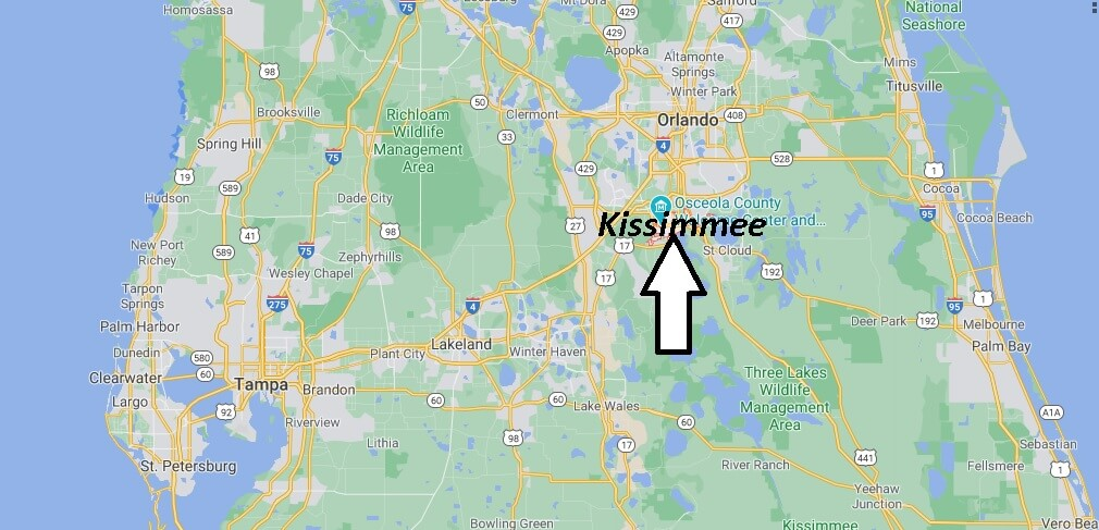 Where is Kissimmee Located