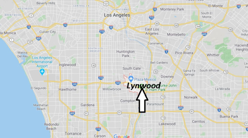 Where is Lynwood California? What County is Lynwood in