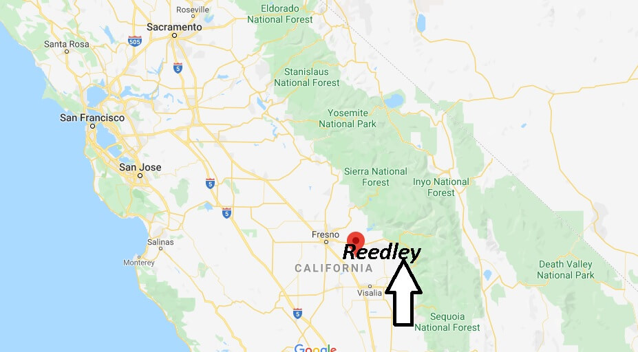 Where is Reedley California? What County is Reedley in