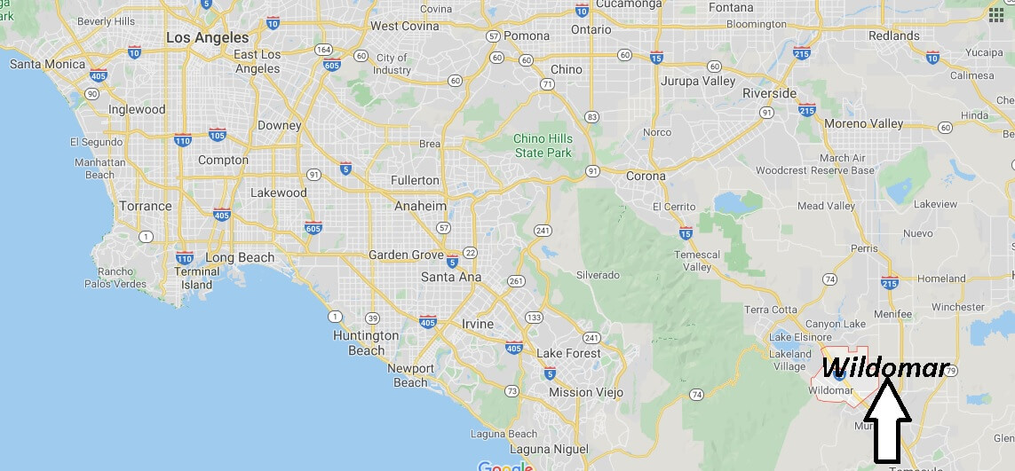 Where is Wildomar California? What County is Wildomar in