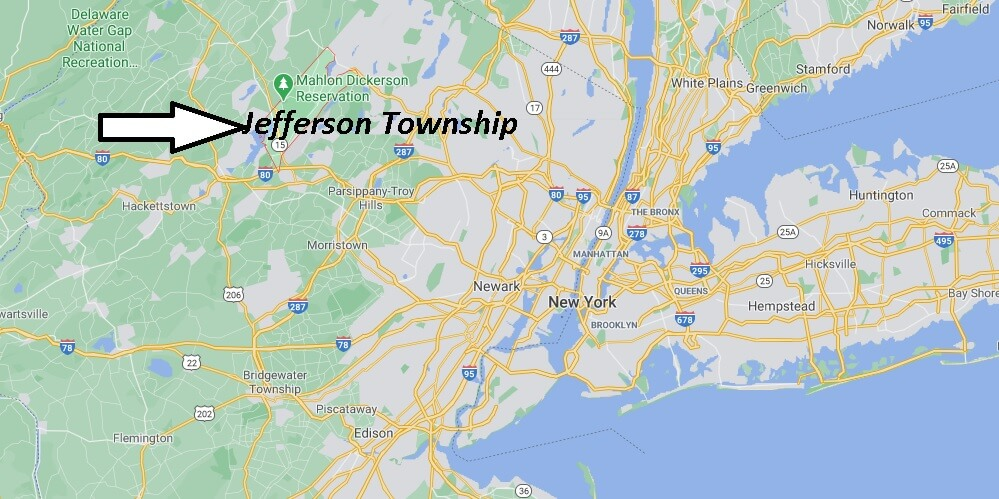 What county is Jefferson Township NJ in