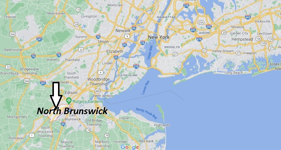 What county is North Brunswick NJ in