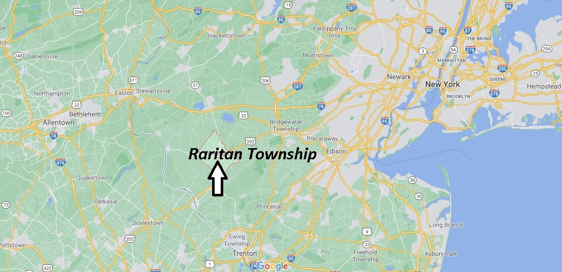 What county is Raritan NJ in