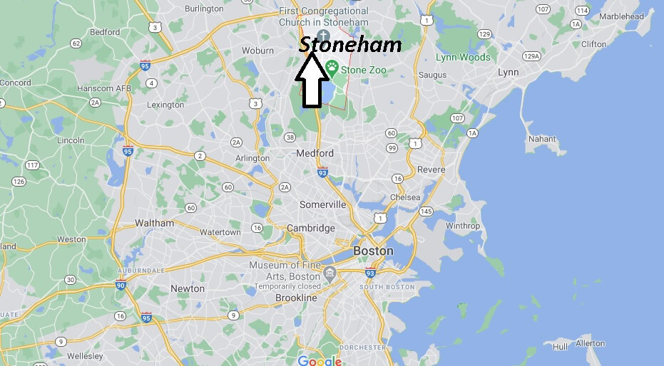 What county is Stoneham Mass in