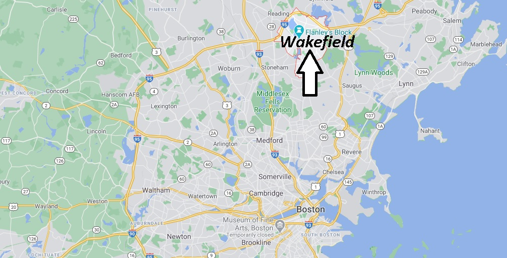 What county is Wakefield mass