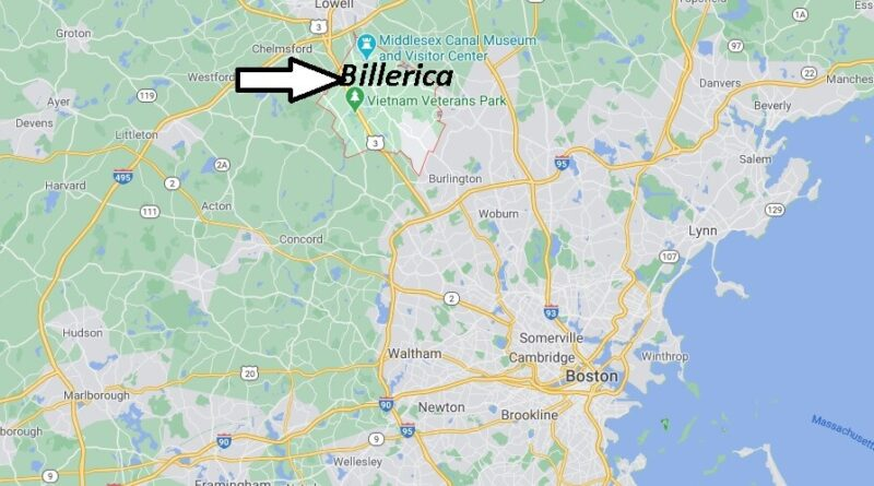 Where is Billerica Located