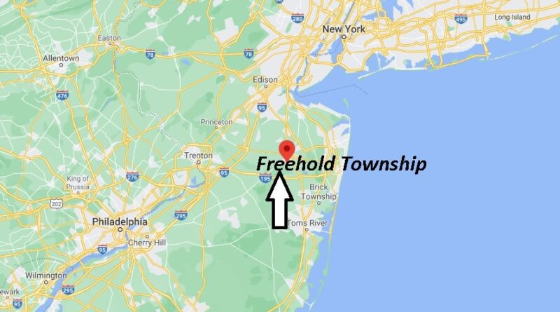 Where is Freehold Township Located