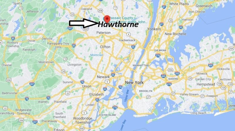 Where is Hawthorne Located