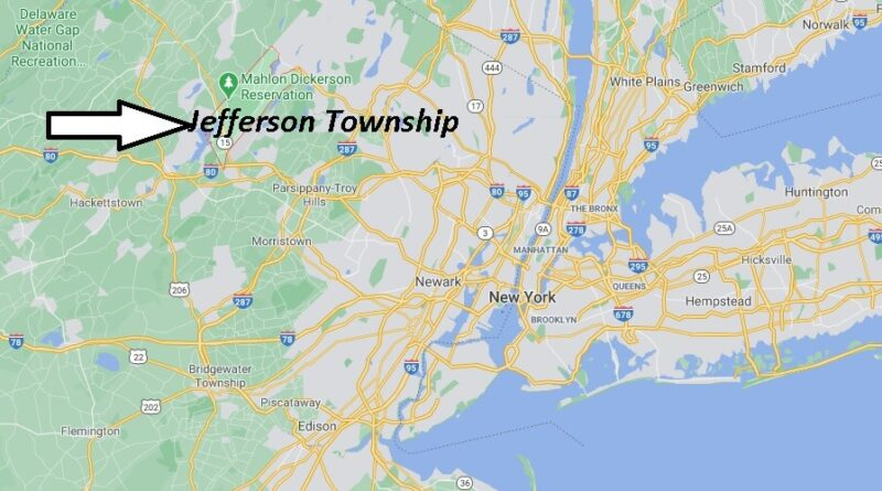 Where is Jefferson Township Located