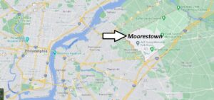 Where is Moorestown Located