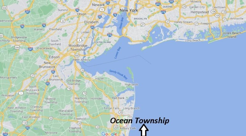 Where is Ocean Township Located