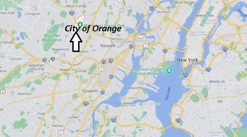 Where is Orange County New Jersey