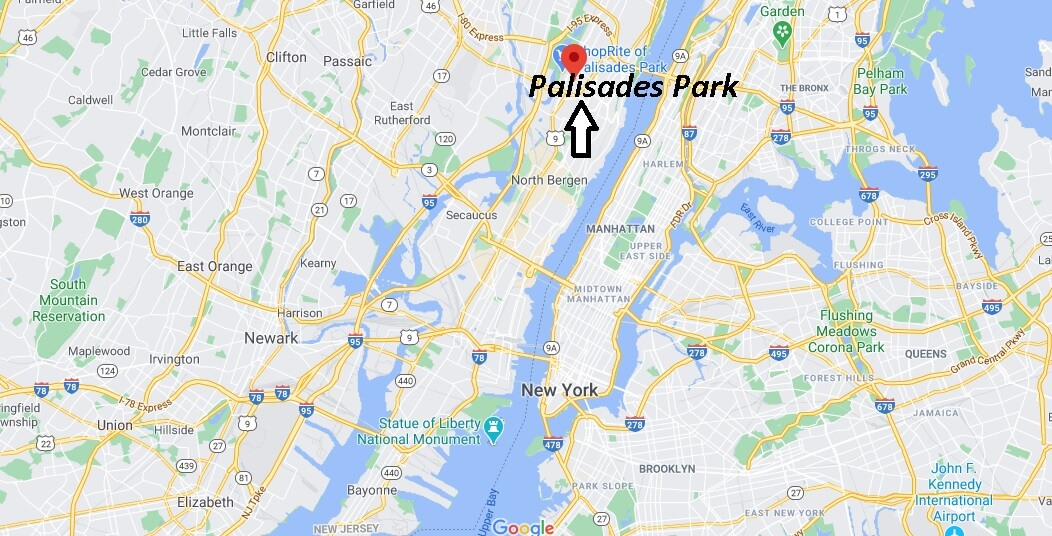 Where is Palisades Located