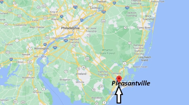 Where is Pleasantville Located