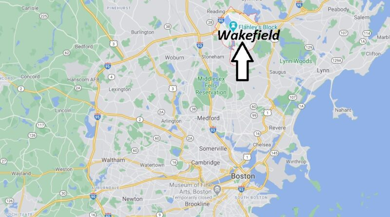 Where is Wakefield Located