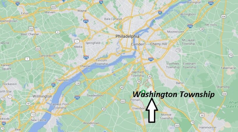 Where is Washington Township Located