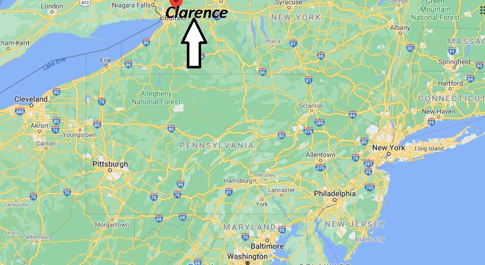 Clarence New York