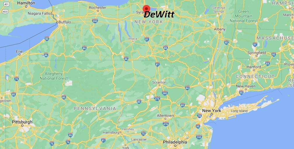 DeWitt New York