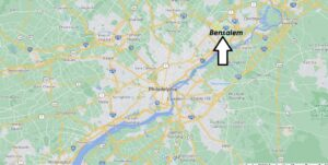 What county is Bensalem Pennsylvania in