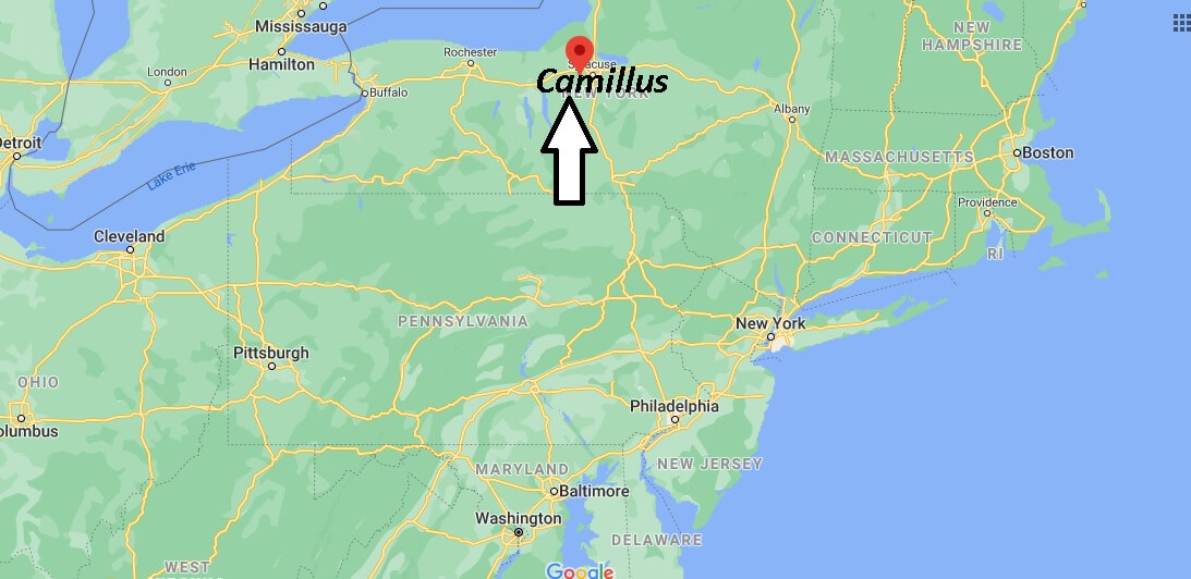 What county is Camillus NY in
