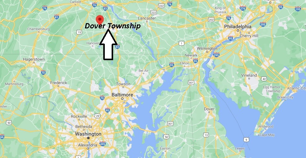 What county is Dover Township PA in