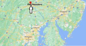 What county is East Pennsboro Township PA in