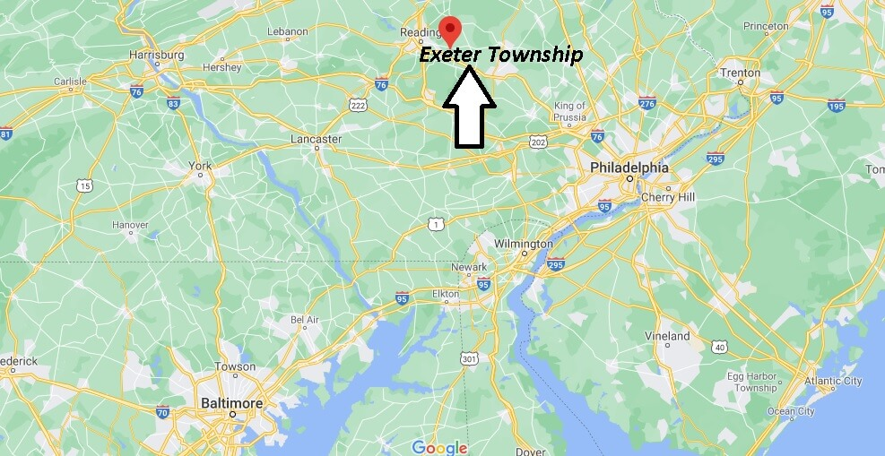 What county is Exeter Township PA in