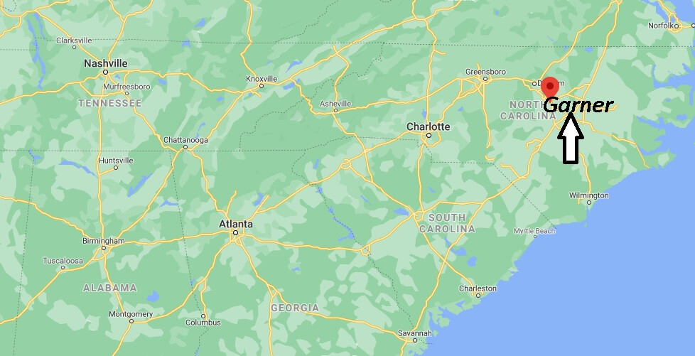 What county is Garner NC in