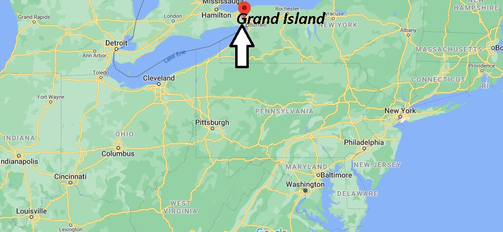 What county is Grand Island New York in