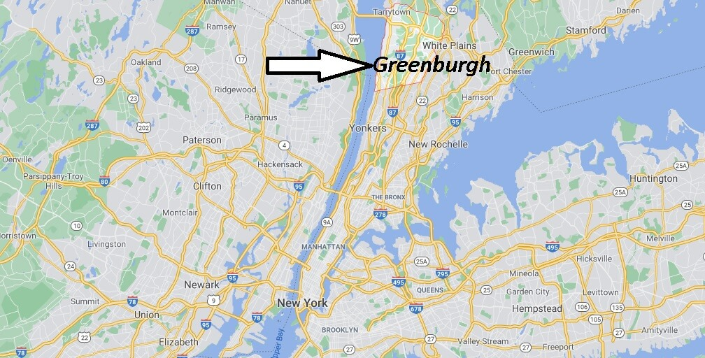 What county is Greenburgh NY in