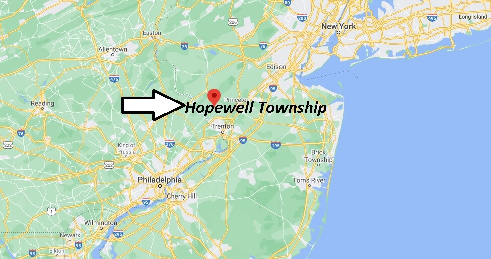 What county is Hopewell NJ in