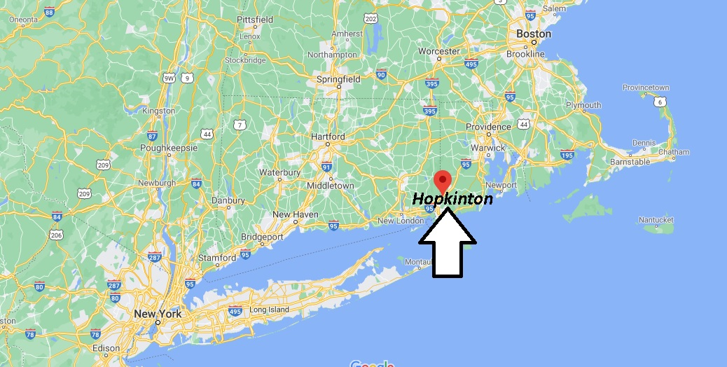 What county is Hopkinton RI in
