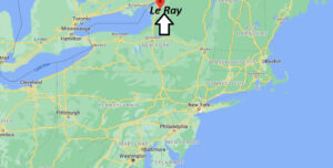 What county is Le Ray NY in