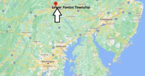 What county is Lower Paxton Township PA in