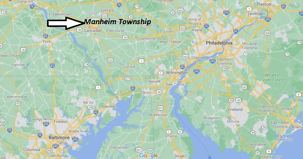 What county is Manheim Township PA in