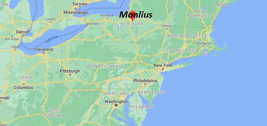 What county is Manlius NY in