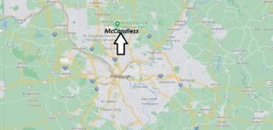 What county is McCandless PA in