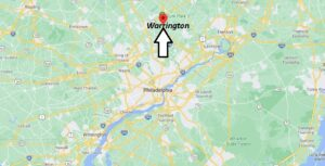 What county is Warrington PA in