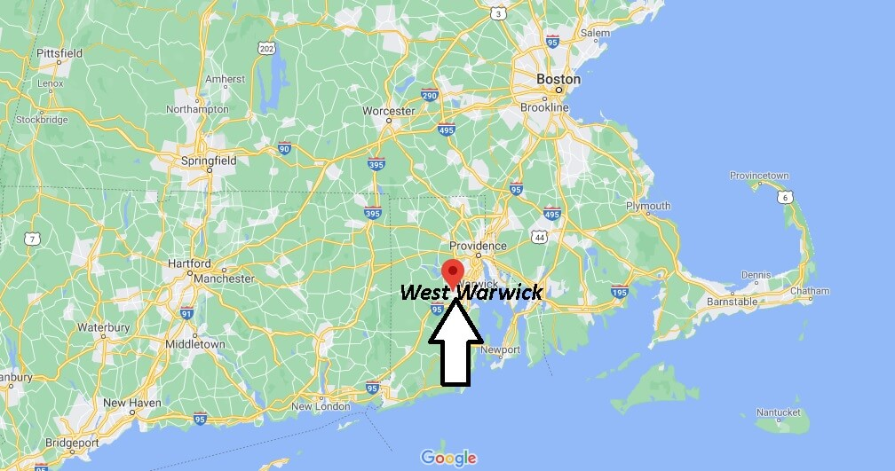 What county is West Warwick RI