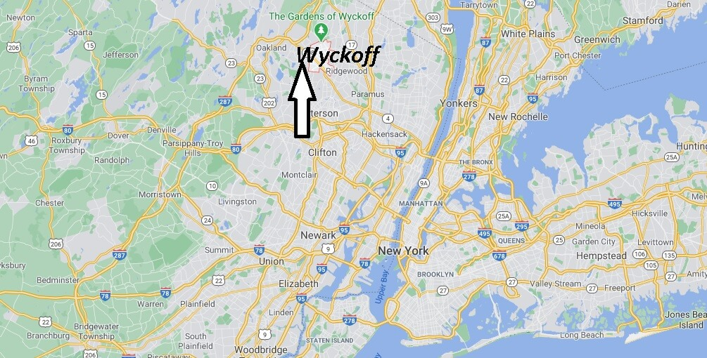 What county is Wyckoff NJ in