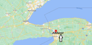 Where is Amherst Located