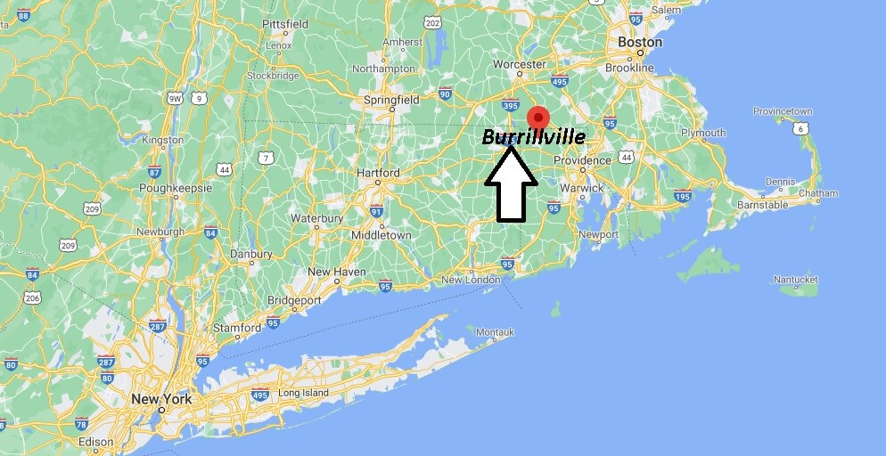 Where is Burrillville Located