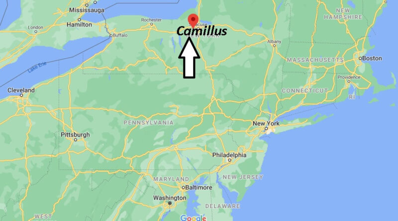 Where is Camillus Located