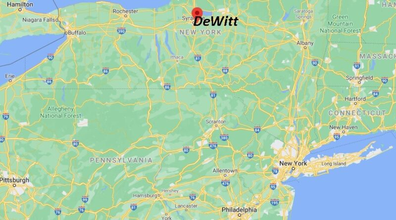 Where is DeWitt Located