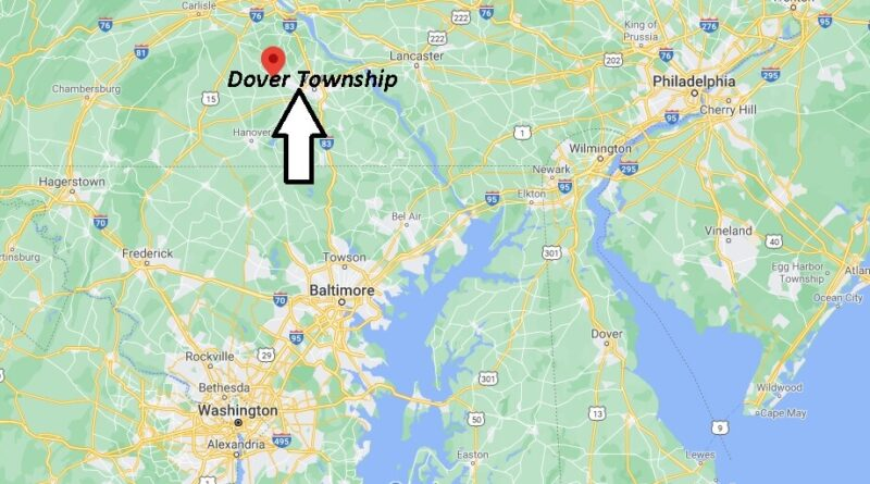 Where is Dover Township Located