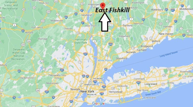 Where is East Fishkill Located