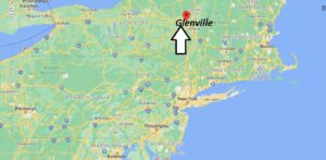 Where is Glenville Located