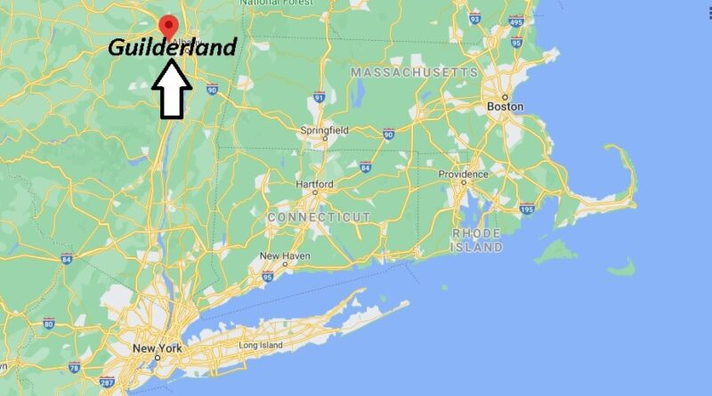 Where is Guilderland Located
