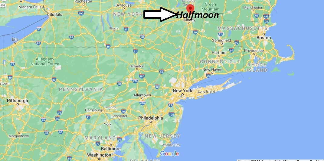 Where is Halfmoon Located