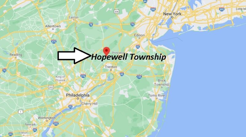 Where is Hopewell Township Located